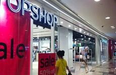 International fashion brands target Vietnamese market