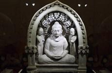 Photo exhibition on Buddhist heritage opens in Hanoi