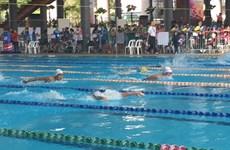 Vietnam grabs first ever swimming gold in regional school games