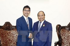 PM welcomes special advisor to Japanese Prime Minister