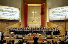 Vietnam Evangelical Church (south) convenes fifth congress