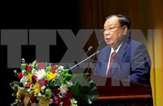 Laos celebrates Vietnam-Laos relationship in grand ceremony