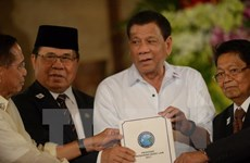 Philippines promotes establishment of Muslim autonomous region