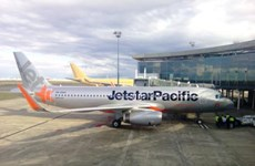 Jetstar begins selling tickets on Quang Binh-Chiang Mai route