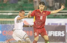 Vietnam beat Timor Leste in qualification match