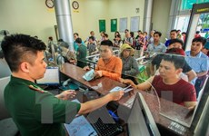 Vietnam – China border tourism booms