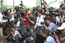 Reporters trained to cover APEC Leaders' Meeting in Da Nang