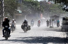 Harsh report issue on Vietnam's urban environment