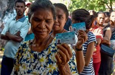 Timor Leste constituents vote for parliament members