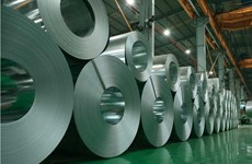 Australia partially ends probe against Vietnam's zinc coated steel