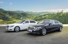 Mercedes-Benz sales in Vietnam grow by 60 percent in H1