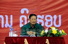 Lao ministry hosts talk with students about Vietnam-Laos ties