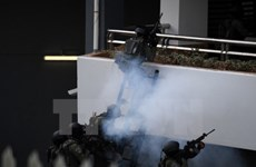 Malaysia increases security forces for SEA Games