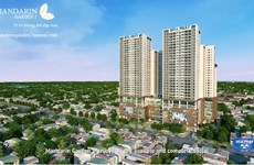 Mandarin Garden 2 flats to be handed over to buyers at the end of this year