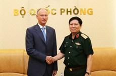 Vietnam, Russia intensify defence ties