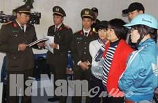 Anti-State instigator Tran Thi Nga sentenced to nine years in prison