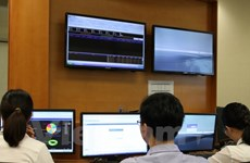 Vietnam stocks fall for third straight day