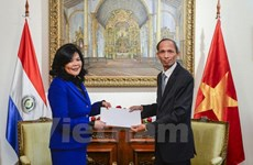 Vietnam wishes to further trade ties with Paraguay