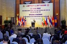 ASEAN works to realise target of drug-free community
