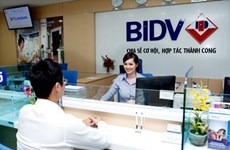 BIDV reports 24 percent growth in H1 operating income