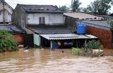 Seven Vietnamese die in flash floods, landslides in China