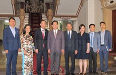 HCM City invited to Association of NE Asia Regional Governments