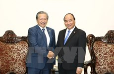 Prime Minister receives Malaysian Foreign Minister