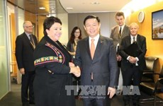 Vietnam, New Zealand strive for 1.7-bln-USD trade by 2020