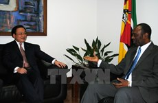 Mozambican Prime Minister to visit Vietnam