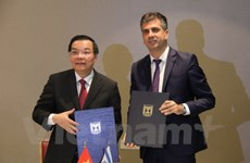 Vietnam, Israel seek measures to boost cooperation