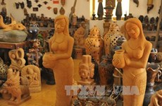 Exhibition on Cham culture in An Giang, Ninh Thuan opens