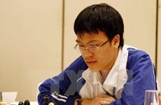 Top chess player Liem rises to best-ever world ranking