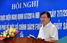 Deputy PM orders repair of substandard fishing vessels
