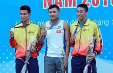 Vietnamese runner to compete in world champs