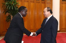 PM hopes for stronger Vietnam-Tanzania trade, investment ties