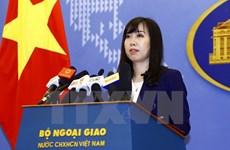 Vietnam strictly deals with law violations: FM spokesperson