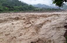 Downpour, floods, landslides ravage northern localities, one dead