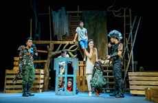 Hanoi Opera House presents a month of drama