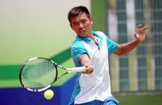 Nam enters quarter-finals of Thailand tennis event