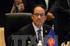 ASEAN leader highlights milestones in bloc's 50-year history