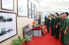 Hoang Sa-Truong Sa exhibition comes to Thai Nguyen