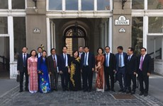 Hanoi eyes ties with Budapest in environment, relic preservation