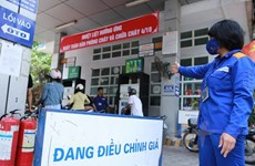 Petrol prices up nearly 600 VND per litre