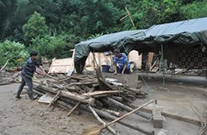 Vietnam Red Cross offers urgent aid for flood victims