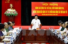 Deputy PM asks for readiness for disaster response