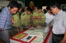 Exhibition features Vietnam's Hoang Sa, Truong Sa in Binh Thuan
