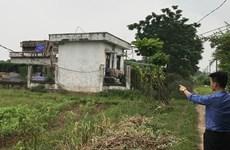 Abandoned construction sites up Hanoi's debts
