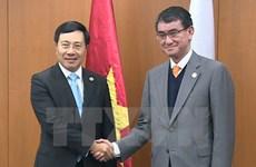 Japan, RoK back Vietnam's security initiatives at AMM-50