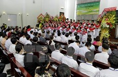 Christian bible school established in Ho Chi Minh City