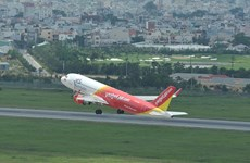Vietjet offers 200,000 zero-fare tickets for int'l routes